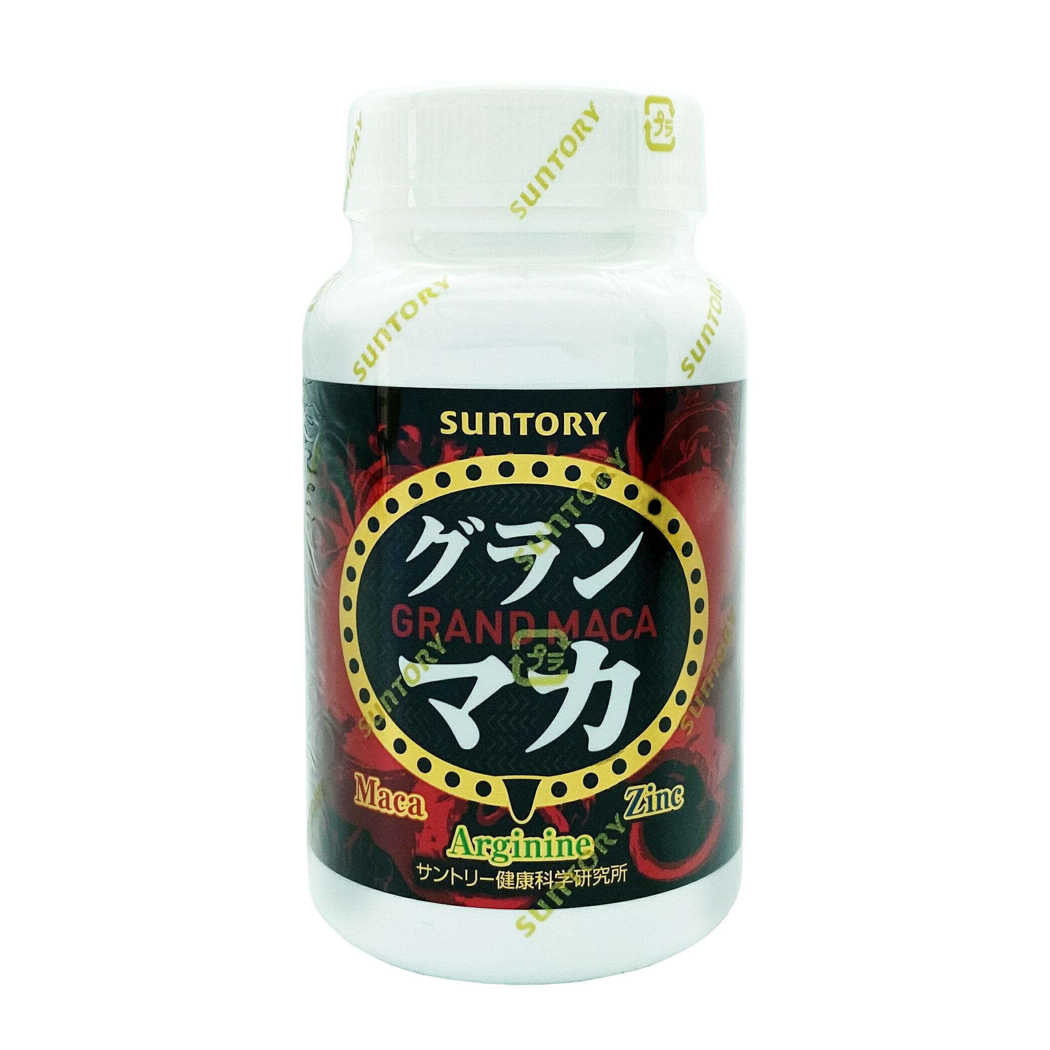 Suntory 三得利 御瑪卡 (精胺酸+鋅)【優.日常】