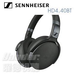 【曜德☆超商宅配免運☆送收納袋】預購 聲海 Sennheiser HD4.40BT Wireless 折疊無線藍牙耳罩式耳機支援通話