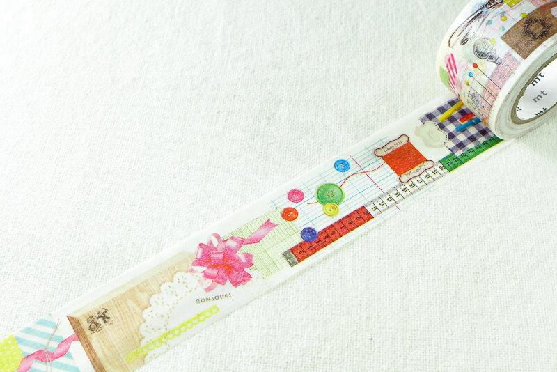 *小徑文化*日本和紙膠帶 mt_2013aw ex新柄 - 縫紉材料 ( MTEX1P84 )