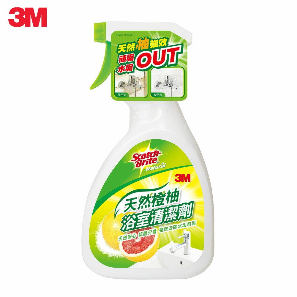 3M 天然橙柚浴室清潔劑 500ml