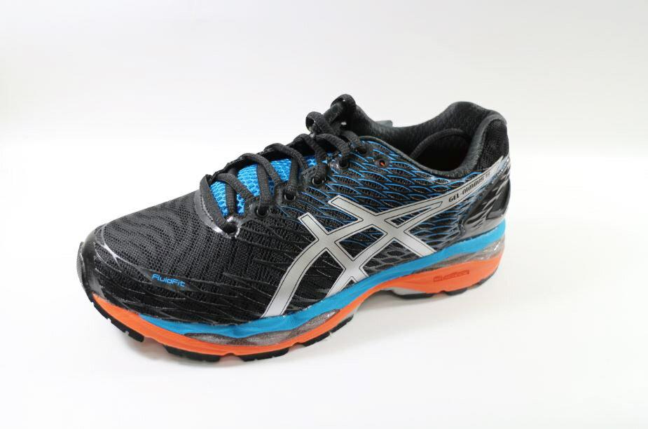 ASICS 亞瑟士 高緩衝 慢跑鞋 最新款 GEL-NIMBUS 18 T600N-9993【陽光樂活】