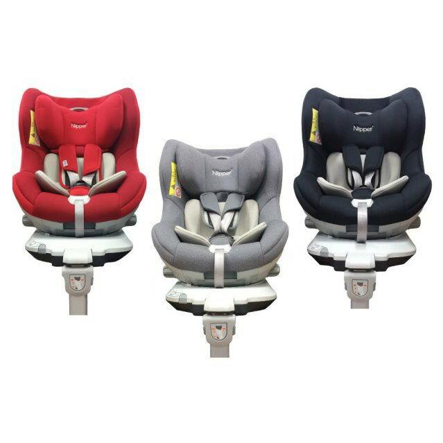 麗嬰兒童玩具館~Nipper First Class 360度 ISOFIX 兒童汽車安全座椅 9