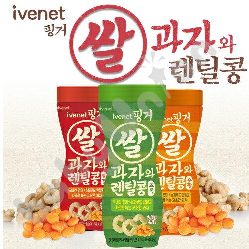 【二入特價$298】ivenet愛唯倪-韓國寶寶泡芙米餅