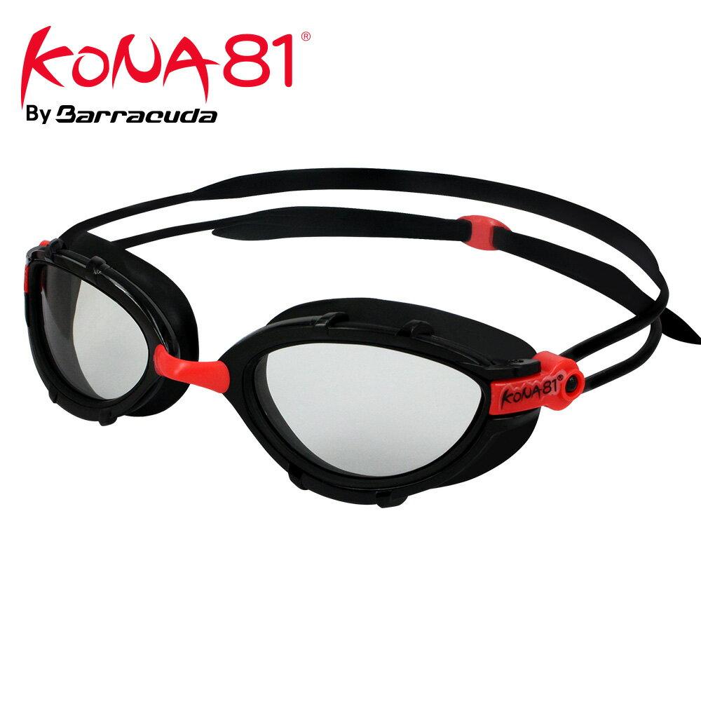 美國巴洛酷達Barracuda KONA81三鐵泳鏡K912 - 限時優惠好康折扣