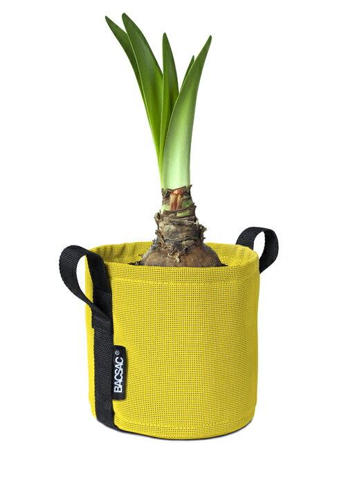 【7OCEANS七海休閒傢俱】BACSAC 圓形植物袋 3L 現貨六色 6