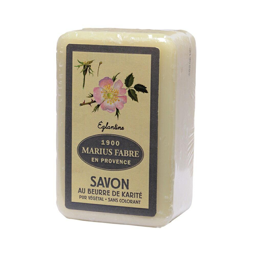 (1800折200)MARIUS FABRE 法鉑  天然草本野玫瑰棕櫚皂250G    UPSM 認證 / EPV 標章 / 法國原裝進口