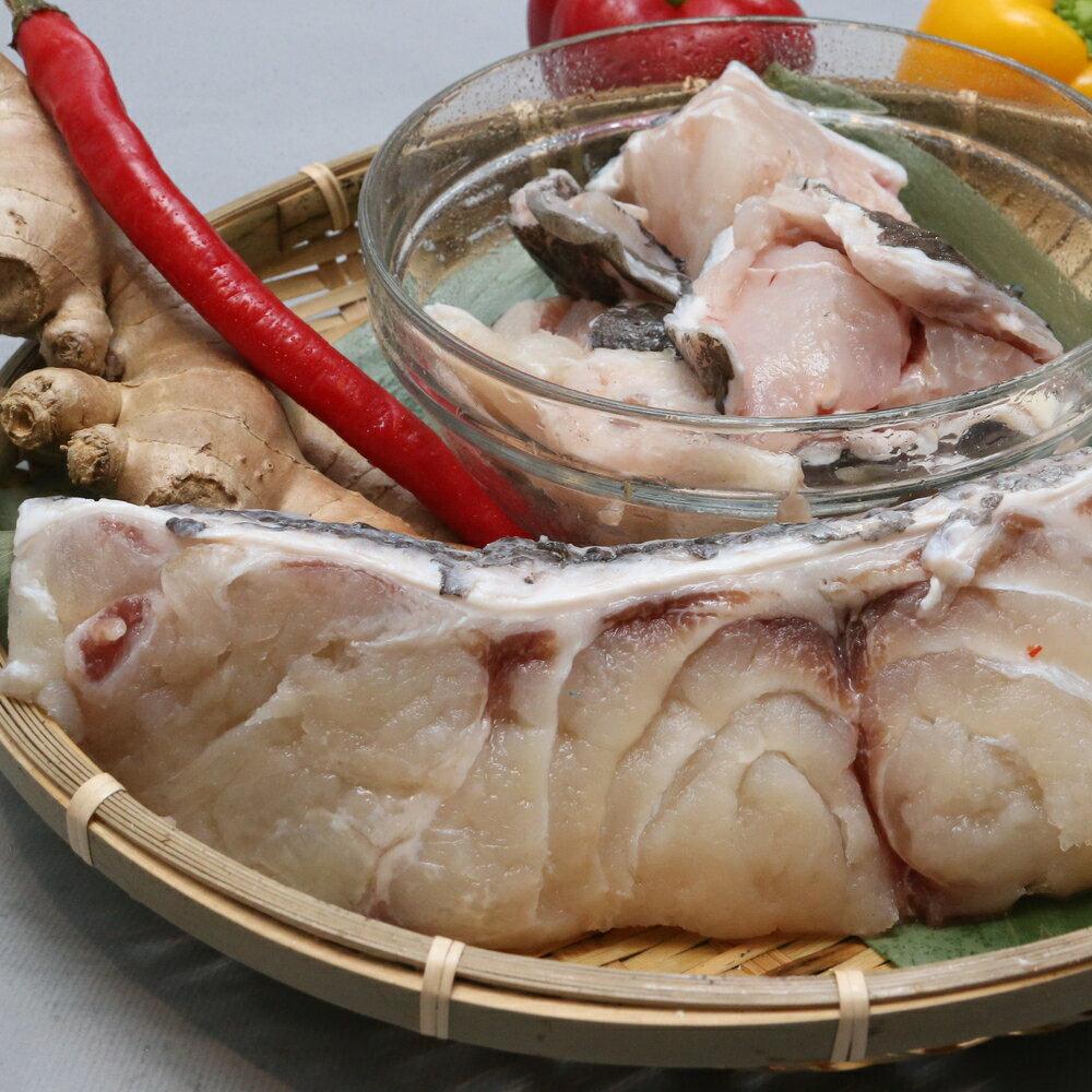 台灣龍膽石斑魚/ 魚骨 / 600g