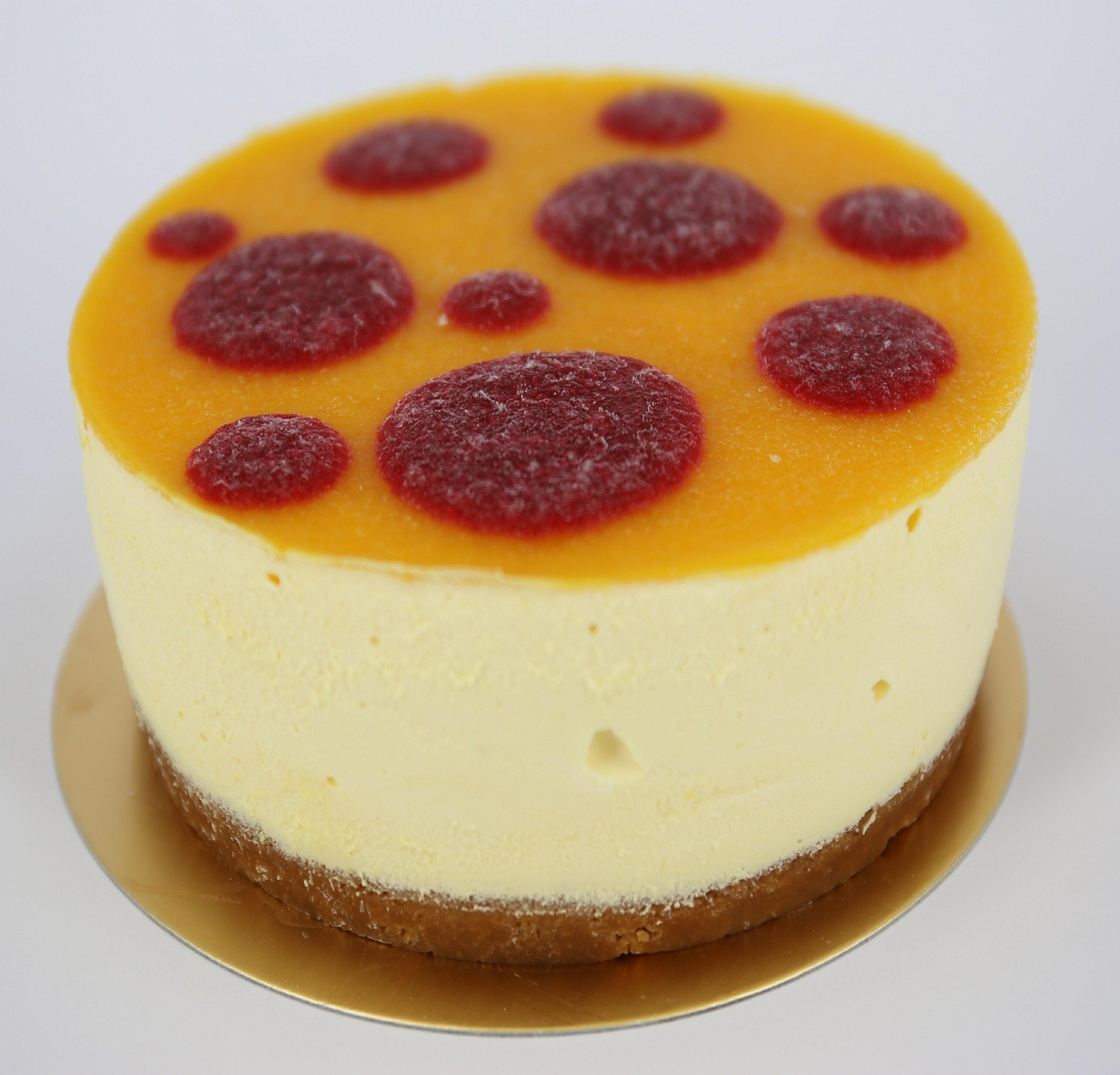 ^(葷^) 熱帶水果慕斯 6吋