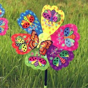 美麗大街【GT107041841】戶外風車野營裝飾幼兒園小風車