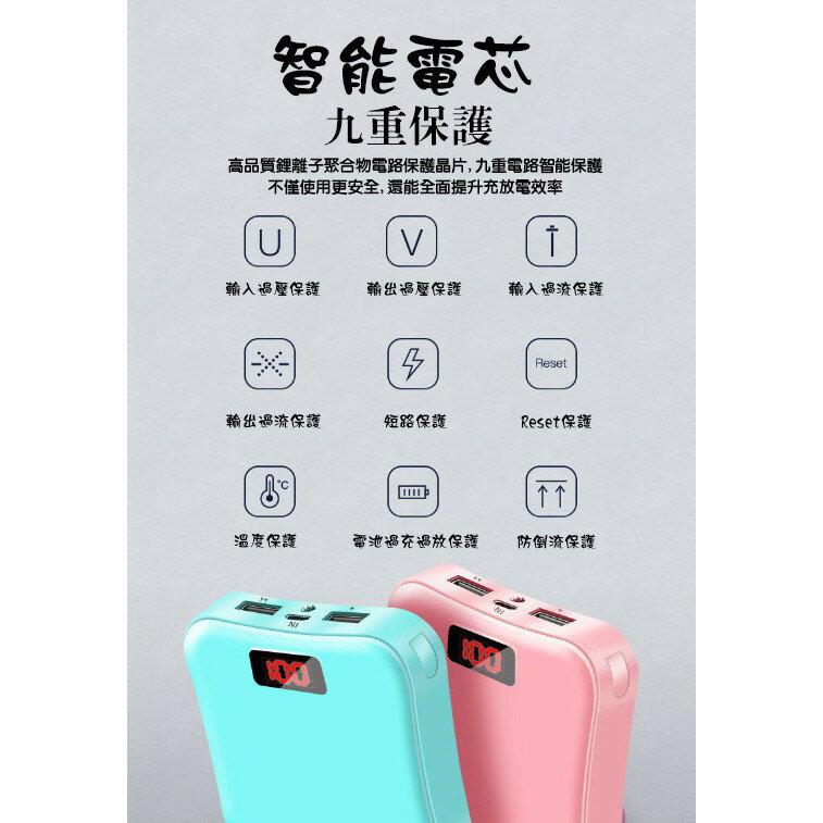 現貨 秋 QIU 馬卡龍數行動電源 20000毫安 高品質電芯 安全穩定 品質最好 大電量 迷你 快充  蘋果 任何手機
