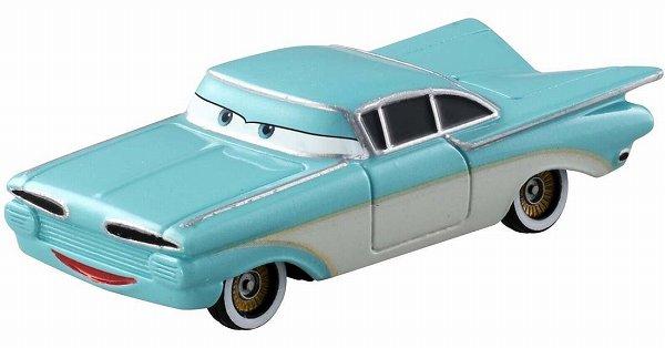 【真愛日本】16042000003TOMY小車-雷蒙(芙蓉塗裝)   迪士尼Cars 汽車總動員 閃電麥坤 小車 收藏 擺飾