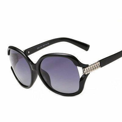 墨鏡排列金屬拼接造型時尚大框太陽眼鏡【KS9520】BOBI0315