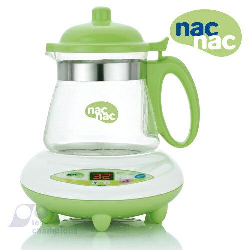 nac nac - 微電腦溫煮兩用調乳器 0