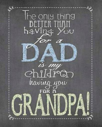 Dad Grandpa Rolled Canvas Art - Jo Moulton (8 x 10) 9d3c98bc1dad1a29e79e87bf0e26bb2d