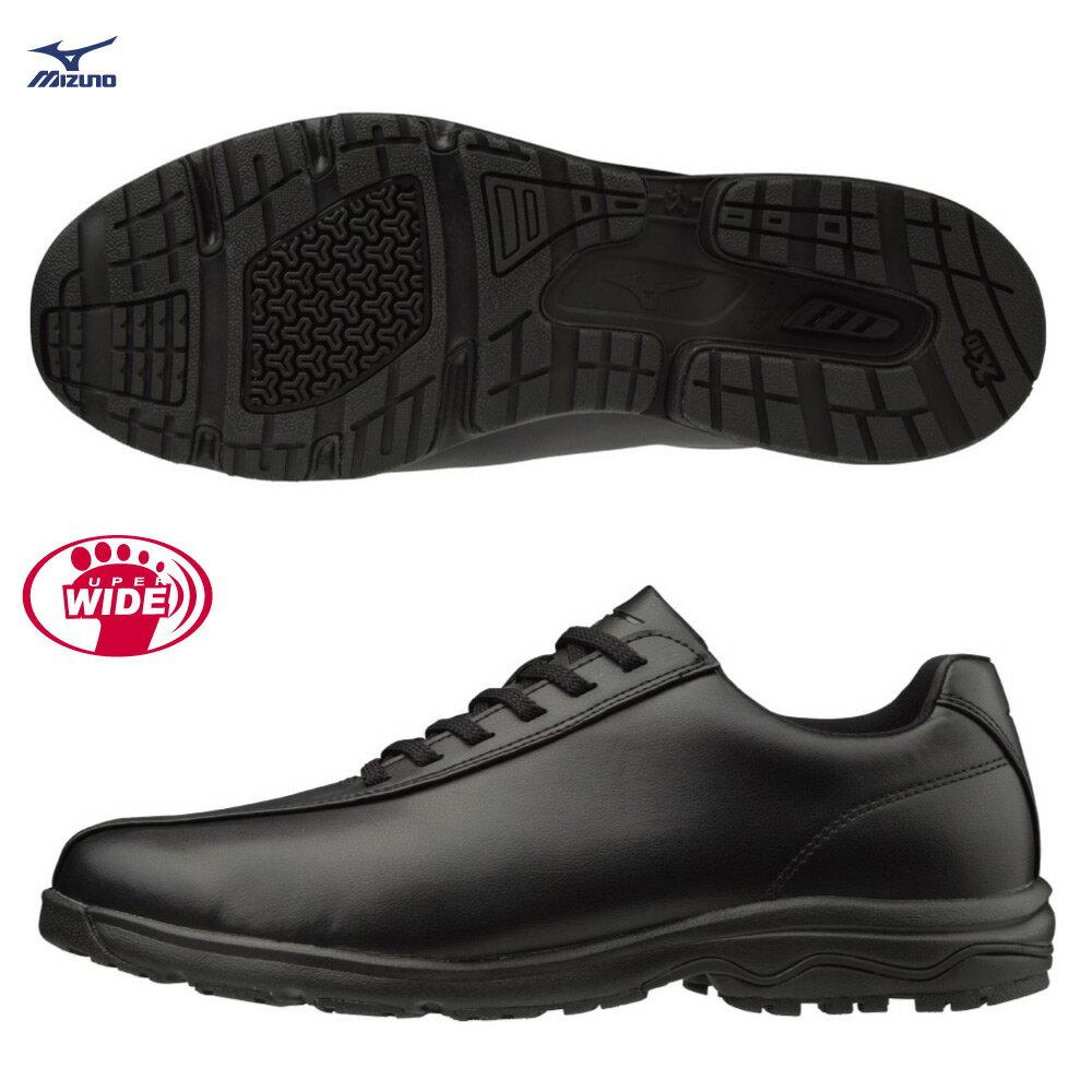 LD40 SL 超寬楦男款健走鞋 B1GC191209【美津濃MIZUNO】