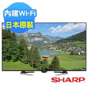【SHARP夏普】70吋FHD LED超薄液晶電視(LC-70H20T)