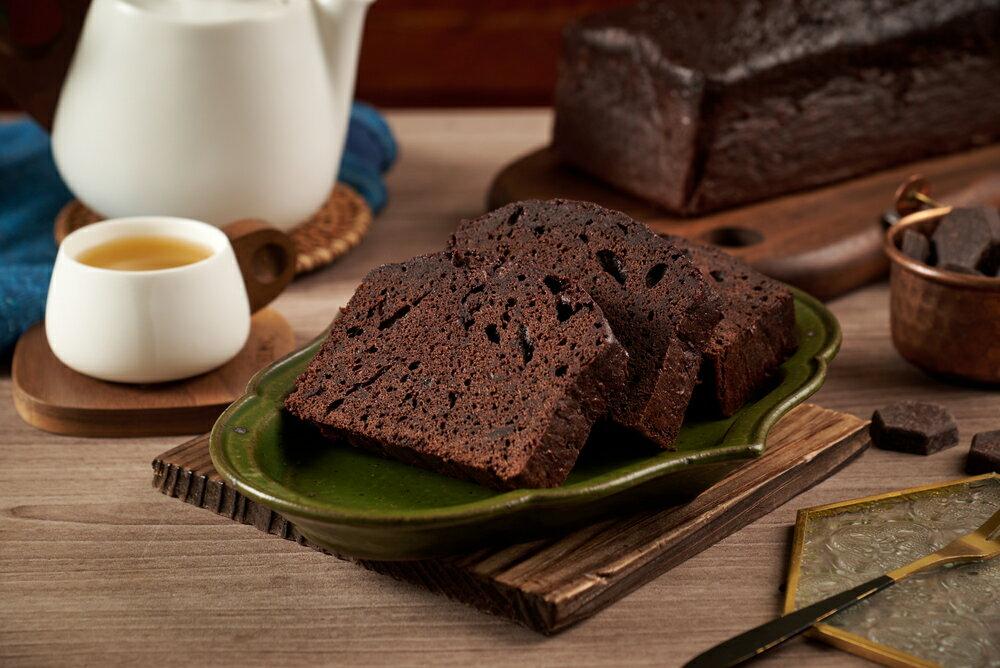 【甜蜜負擔】磅蛋糕(巧克力) 500g(10g)/包
