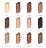 NARS 深度膚淺12色眼彩限盤Skin Deep Eye Palette 4