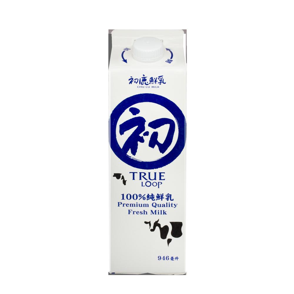 初鹿鮮乳6瓶組(946ml/瓶)含運組★☆台東初鹿牧場產地直送,每日鮮產
