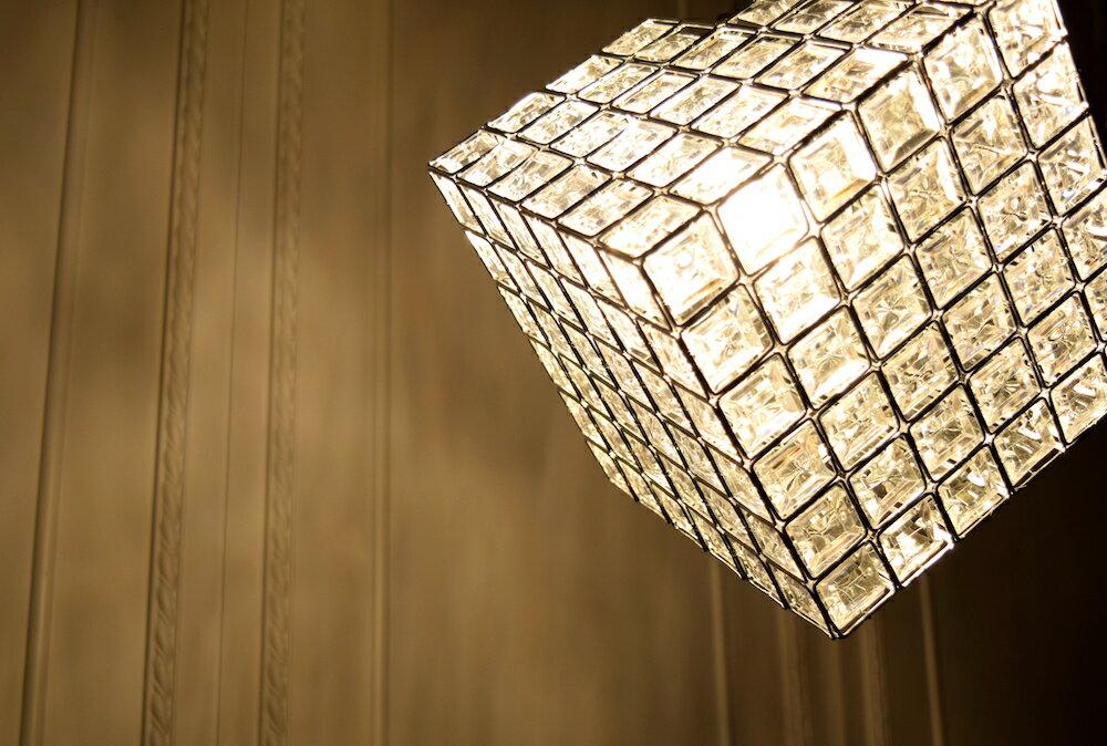 現代簡約菱形吊燈-BNL000105 8
