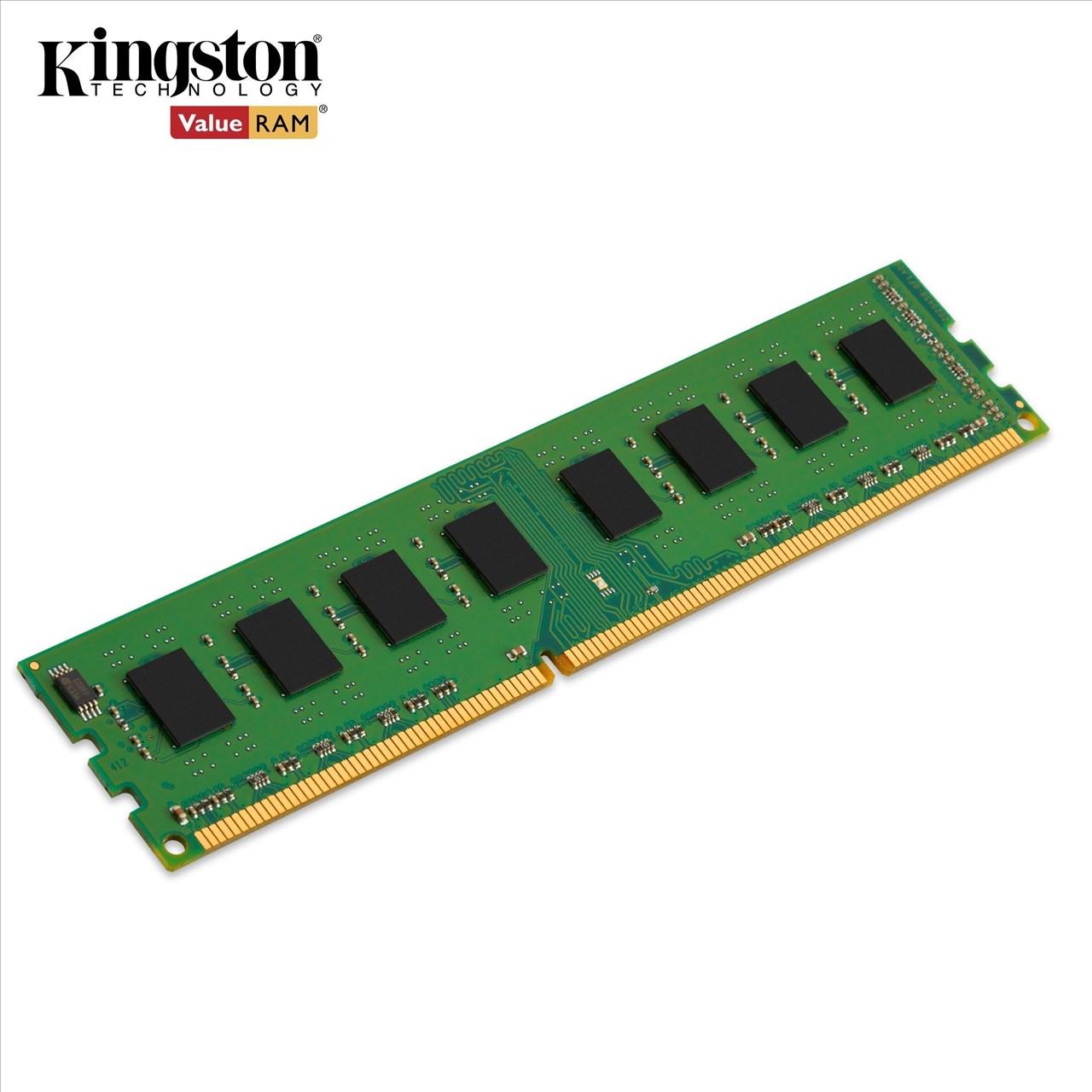 *╯新風尚潮流╭*金士頓桌上型記憶體 8G 8GB DDR3-1600 終身保固 KVR16N11/8