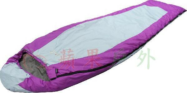 【【蘋果戶外】】吉諾佳 AS010 Palmlite 掌上型超細纖維睡袋 850g 收納24*15CM 化纖睡袋 Lirosa