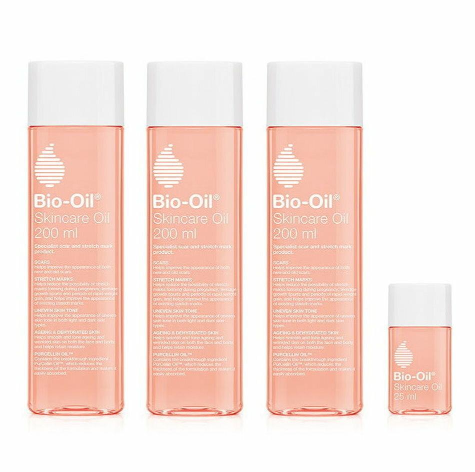 南非 Bio-Oil 美膚油 護膚油 200mlX3+25ml 孕婦必備 一瓶多用*夏日微風* 0