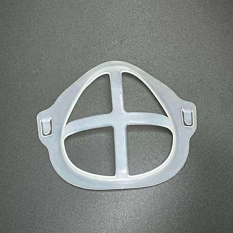 [9玉山最低網] 台灣現貨 1000個 3D 造型口罩架口鼻支架臉部口罩神器支架支架內增加在呼吸空間 嘴罩架