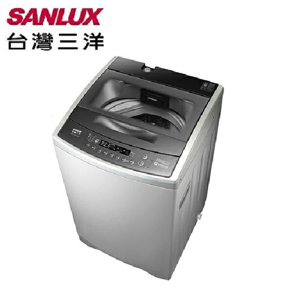 【領券95折無上限】【台灣三洋SANLUX】12公斤 變頻超音波單槽洗衣機 ASW-120DVB