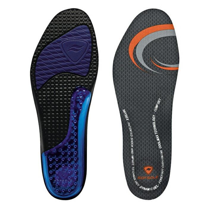 美國SOFSOLE-AIRR氣墊式鞋墊-S5710 1