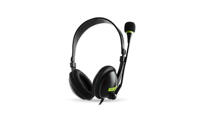 樂點 ~laclick 立體聲頭戴式耳機麥克風 MOE111