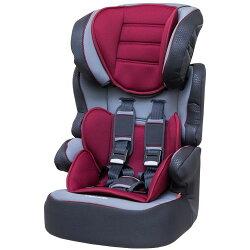 NANIA 納尼亞 成長型安全汽座-2018 限定系列(安全座椅)-素紅色(FB00320)★衛立兒生活館★
