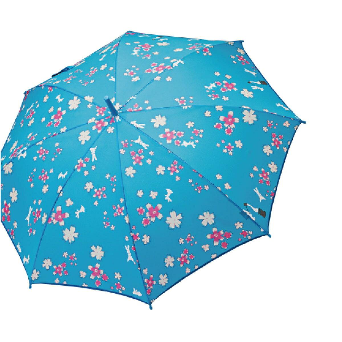 【iumbrella】兒童傘-櫻花玉兔
