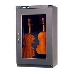 防潮家 電子防潮箱 【D-206AV】 243L 小提琴專用防潮箱 智慧微電腦控制 可掛小提琴四把 新風尚潮流