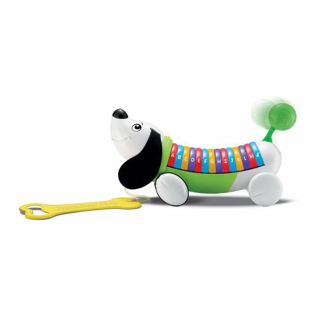 *babygo*LeapFrog跳跳蛙-彩虹字母小狗