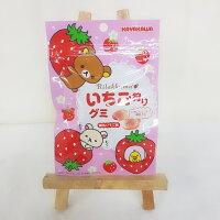 拉拉熊餅乾與甜點推薦到早川拉拉熊煉乳草莓軟糖-40g包就在餅之鋪食品暢貨中心推薦拉拉熊餅乾與甜點