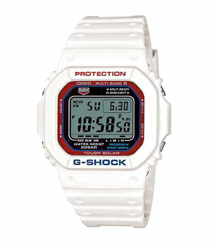 CASIO G-SHOCK GW-M5610TR-7DR美國隊長電波數位腕錶/43.2mm