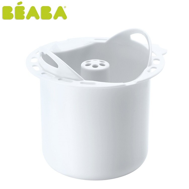 BEABA - Babycook Solo 副食品調理機 澱粉類專用烹調籃 (白色)