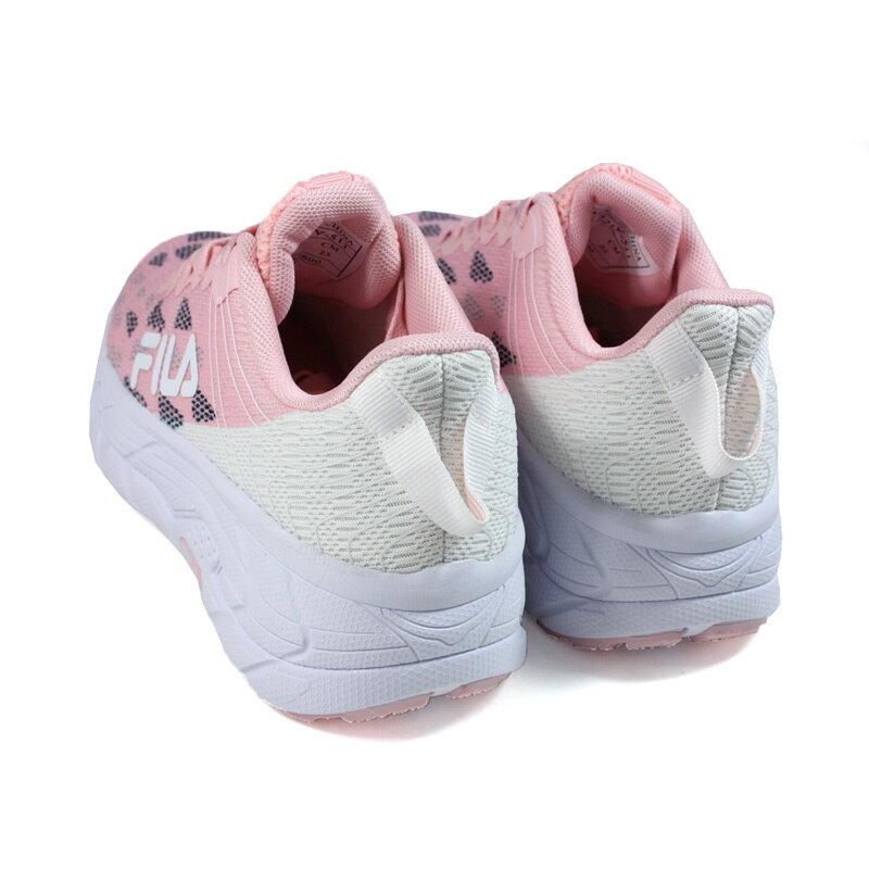 FILA 運動鞋 厚底 女鞋 粉紅色 5-J321V-511 no106