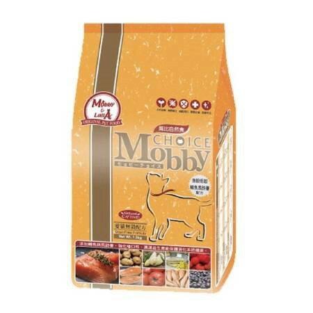 Mobby 莫比 自然食 鱒魚&馬鈴薯 無穀貓 專用配方6.5kg