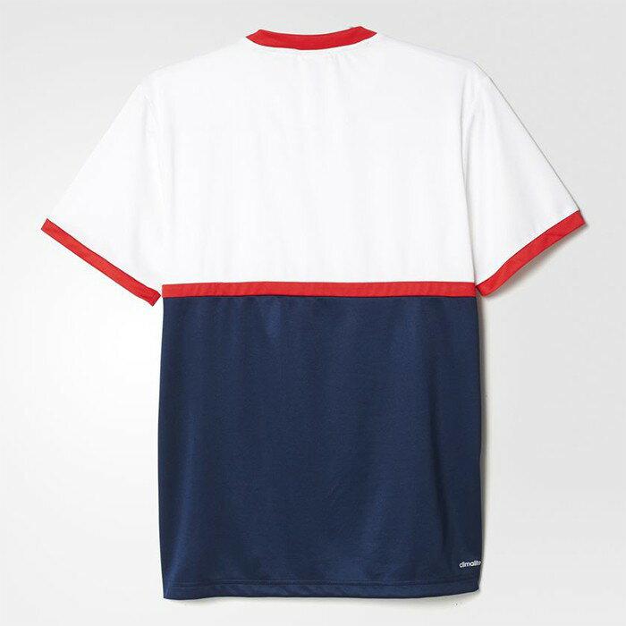 ADIDAS 18FW 男款 網球上衣 圓領 Court Tee系列 AX8166【樂買網】