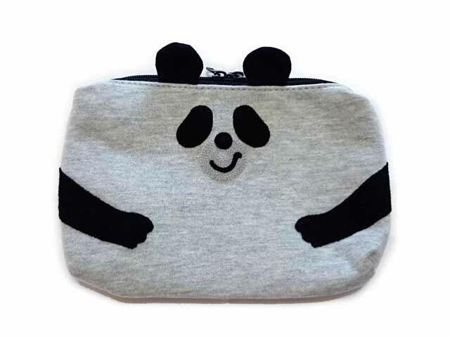 [2016新品上市]gladee熊貓化妝包