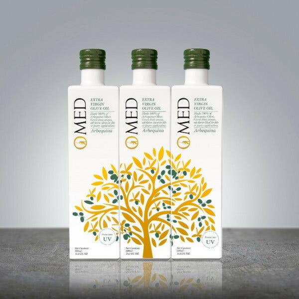 ~樂焙客~~O~Med阿貝金納特級初榨橄欖油 O~Med Arbequina Extra