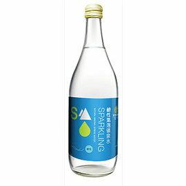 氣泡鹼性礦泉水