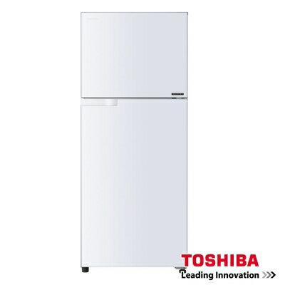 TOSHIBA 東芝 GR-T320TBZ(W) 305L 一級能耗雙門變頻電冰箱 熱線:07-7428010