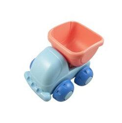 【淘氣寶寶】日本 Toyroyal 樂雅 Flex系列 沙灘戲水玩具 - 沙灘車2160 (蜜桃紅)