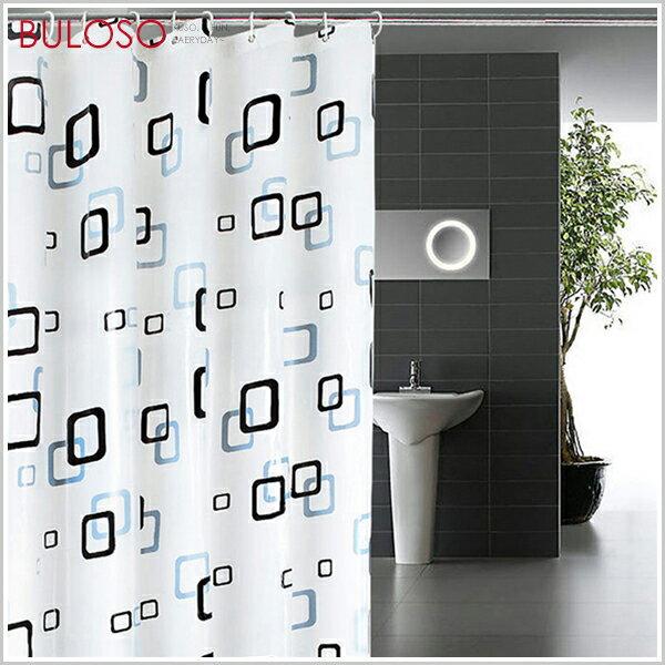 《不囉唆》加厚防水浴簾洗澡浴室阻隔防水(可挑色款)【A427250】