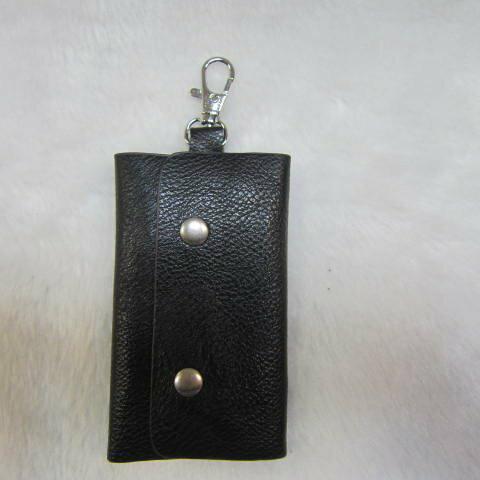 ^~雪黛屋^~SANDIA~POLO 專櫃品牌鑰匙包100^% 牛皮革 6支鑰匙容量 70