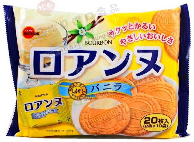 北日本香草法蘭酥20枚142g【4901360311057】