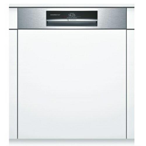 德國 BOSCH 博世 SMI88TS01W  半嵌式沸石洗碗機 (220V) 13人份 ※熱線 07-7428010 - 限時優惠好康折扣